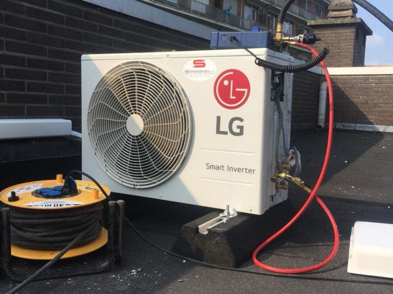 Verwarming, Airconditioning, warmtepomp - Simons BVBA - Airco